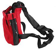 Dog Carrier & Travel Backpack Pet Baskets Portable Red Purple Orange Nylon