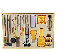 20-pezzo horologe orologi collegamento rimozione Kit di riparazione Kit di strumenti