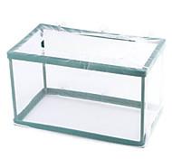 """aquarium en plastique net éleveur cadre (11 """"x 6"""" x 6 """")"""