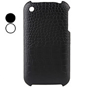 Crocodile Skin Hard Case for iPhone 3G and 3GS (Assorted Colors)