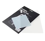 anti-reflejos de alta claridad anti-uv protector de pantalla para samsung galaxy tab p6800