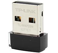 TP-LINK inalámbrico N a 150 Mbps Mini Nano Adaptador USB