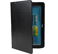 Custodia in PU con supporto per Samsung Galaxy 10.2 Tab P7500 P7510