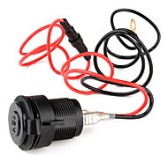 Vehicle Car DIY Cigarette Lighter Socket (12V, 15A)