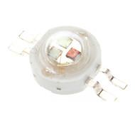 3W RGB emettitori di luce a LED (3-3.2V, 5-pack)