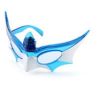 LED Flashing Batman Mask Glasses for Kids (Assorted Color)