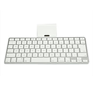 Ultrathin Mobile Wireless Bluetooth Keyboard Dock Case For iPad 2 The New iPad 3
