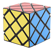 WTS Eight-axis Hexahedron Brain Teaser IQ Puzzle Magic Cube (Black)