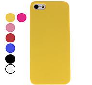 скучный польский стиль жесткий футляр для iphone 5/5s (разных цветов)