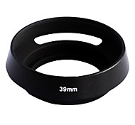 Leica M 39 mm Metal Vented Lens Hood Shade