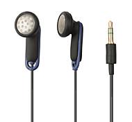Senmai écouteur stéréo mini-jack pour iphone, ipad, ipod et téléphone portable d'autres