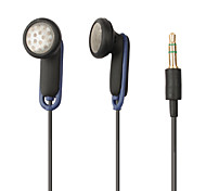 senmai fone de ouvido estéreo mini plugue para o iphone, ipad, ipod, celular e outros