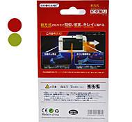 Screen Protector mit Reinigungstuch für 3DS XL (Farbe sortiert)