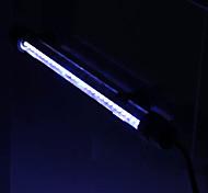 luz tanque de peces de acuario azul y blanca LED (color clasificado)