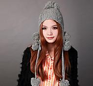 Deniso-1157 femmes d'hiver Bonnet cache-oreille (Multi-couleur disponible)