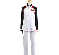 cosplay traje inspirado en el baloncesto que juega uniforme Kuroko SEIRIN equipo de alto