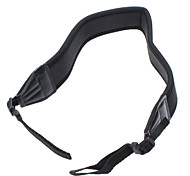 Camera Strap for Panasonic with White Font
