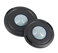 58mm Multifunctional White Balance Center Pinch Lens Cap