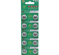 Sunking Alkaline Button Battery AG13 (1.55v)