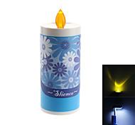 criativas de humor luz 2 modos de iluminação levou lâmpada noite recarregável (220v)