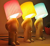 Shy Boy Design Warm White LED Table Lamp (Assorted Colors)
