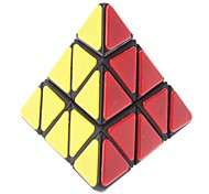 "QJ 4"" Pyramid Brain Teaser IQ Puzzle (Assorted Colors)"