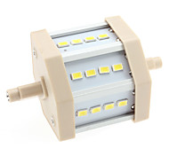 R7S 6 W 12 SMD 5630 600 LM Warm White/Cool White Corn Bulbs AC 85-265 V