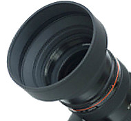 72mm Rubber Lens Hood for Wide angle, Standard, Telephoto Lens