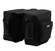 600D / PVC Waterproof 37L Double Side Carriage Pack (Black)