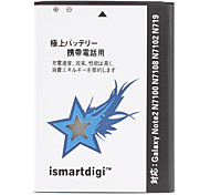 ismartdigi-N7100 for Samsung N7100 Galaxy Note 2 N7108 N7102 N719 (3100 mAh,3.8V)