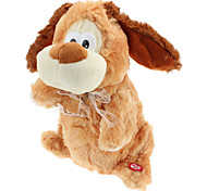 Singing and Dancing Toy Swinging Ears Plush Puppy Dog (3xAA)