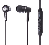 OVLENG Let's Chat L30 Stereo Hi-fi Premium Sound Earphone with Mic for Gaming & Skype