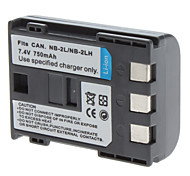 Digital Video Battery ersetzen Canon NB-2L (H) für Canon Elura 40MC/50 and More