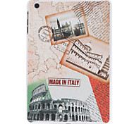 Retro Design Hard Case for iPad mini