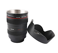 Novelty Simulation 1:1 EF 24-105mm Camera Lens Style Mug Cup