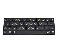 Exclusive Patented Design Stick-On Keyboard for iPad mini