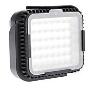CN-LUX480 vídeo da lâmpada LED de luz para Canon Nikon Câmera Filmadora DV