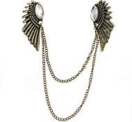 z&x® restaurar antigua hacer alas de ángel collar de cadena collar de diamantes