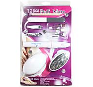 12PCS Nail Manicure Kits