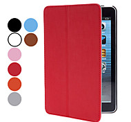 PU Leather Case w/ Stand and Handle for iPad mini 3, iPad mini 2, iPad mini (Assorted Colors)