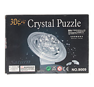 Saturn 3D Crystal Puzzle (40pcs)