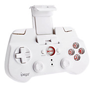 IPEGA Mobile Controller gioco wireless con Bluetooth 3.0 per iphone / ipad / ipod e Android telefono / tablet android (bianco)