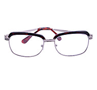 Unisex Metal Reading Glasses