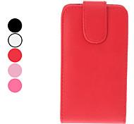 Haute Qualité Housse en cuir PU pour Samsung Galaxy S2 I9100 (couleurs assorties)