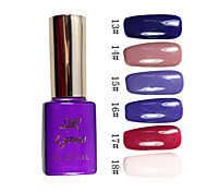 Colorful Glitter UV Color UV Builder Gel Nail Polish No.3 (15ml, 1PCS, verschiedene Farben)