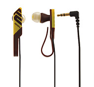 GNP-35MP Stereo Earphone for iPod (Assorted Colors)