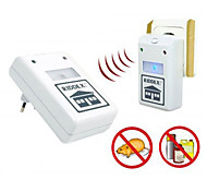 Electronic Ultrasonic Pest Repelling Aid (Range from 80㎡ to 120㎡)