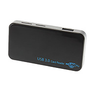 High Speed ​​USB 3.0 leitor de cartão 5 Gbps apoio Windows XP/Vista/7