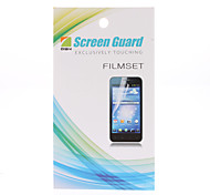 HD Screen Protector with Cleaning Cloth for Sony Xperia TX Lt29i