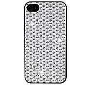 Starry Pattern Hard Case für iPhone 4/4S (verschiedene Farben)